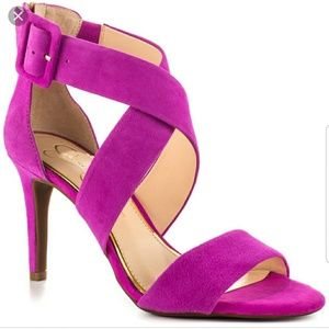 👡New!Jessica Simpson Liddy Strappy Heels